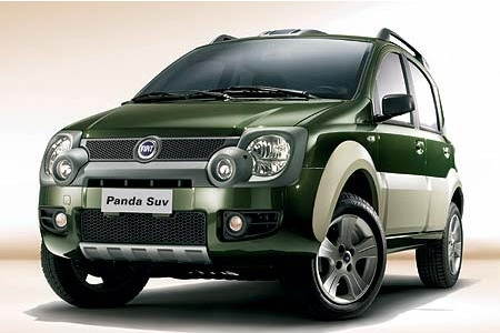 fiat panda cross infos avis 2 photos. Black Bedroom Furniture Sets. Home Design Ideas