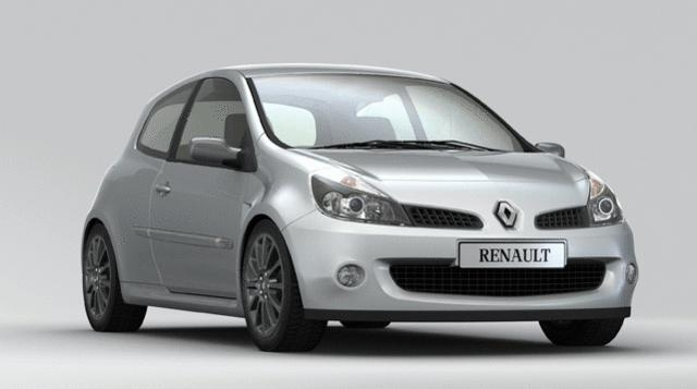 renault clio iii infos avis 2 photos. Black Bedroom Furniture Sets. Home Design Ideas
