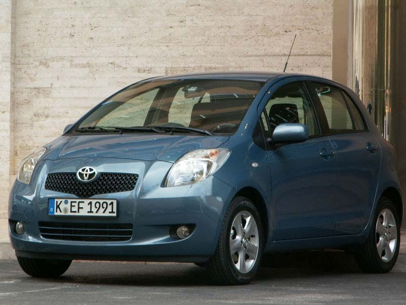 toyota yaris ii infos avis 1 photo. Black Bedroom Furniture Sets. Home Design Ideas